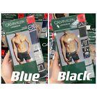 NEW CALVIN KLEIN Men's Boxer briefs underwear cotton stretch (3 Pack) Size M