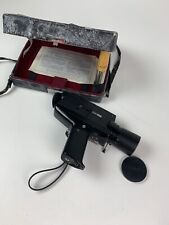 Vivitar 98PM MACRO Super 8 Movie Camera WORKS!! With case and manual