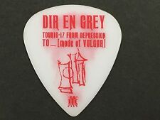 New Guitar Pick Kaoru 薫 Model ESP PA-DK07-VULGAR Guitars DIR EN GREY VISUAL