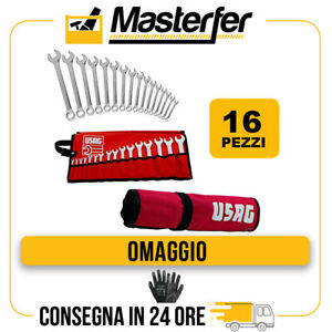 USAG Just serie kit set chiavi combinate 285 J/B16 attrezzi utensili da officina