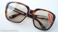 Rodenstock selbsttönende extra große Sonnenbrille havanna braun Vintage 70er