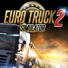 Euro Truck Simulator 2 Region Free PC KEY (Steam)