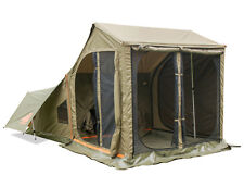 OZTENT JV 30 SECOND 2-4 PERSON WATERPROOF TENT INCLUDES MODULAR ACCESSORIES OZJV