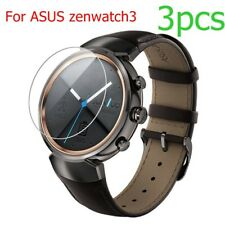 3X TPU HD Soft Premium Shockproof Screen Protector Film for ASUS zenwatch3 Watch