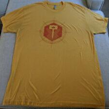 Destiny 2 Sunbreaker Titan Class T-Shirt - XL - Official Bungie - Rare