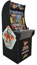 """New ListingArcade1up Final Fight 1944 Ghosts 'n' Goblins Strider New 4 games 17"""" Lcd Capcom"""