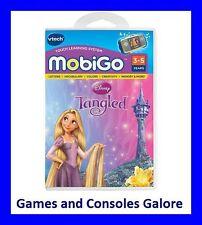 NEW!!! Vtech MobiGo Game Learning Sortware - Disney Tangled - MobiGo 2