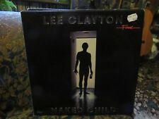 "Lee Clayton, ""Naked Child"" (German vinyl LP)"