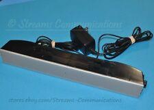 Dell As501 Stereo Sound Bar Speaker for Dell Ultrasharp Lcd w/ Ac Adapter