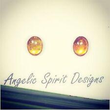 Handmade Sterling Silver Amber Fine Jewellery