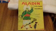 Un petit livre d'argent.ALADIN et la lampe merveilleuse.KN.DALY.L.HESS.1995(R16)