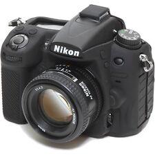easyCover Nikon D7000 EA-ECND7000B Camera Protective Case Black Silicone