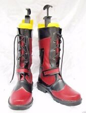 Tales of the Abyss Luke Fone Fabre Cosplay Boots Us 9