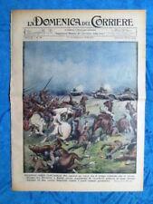 La Domenica del Corriere 23 settembre 1939 Varsavia - Vistola - Scene di Guerra