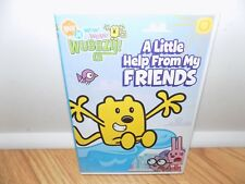 Wow Wow Wubbzy - A Little Help from My Friends (DVD, 2009) BRAND NEW, SEALED