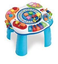 WinFun Baby Spieltisch Activity Tisch Piano ABC-Lok Motoriktrainer Babyspielzeug