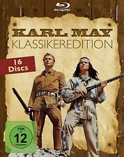 KARL MAY-KLASSIKEREDITION BD 16 BLU-RAY NEU