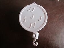 Replacement Baby Crib Top Mobile Replacement Music Box Lullaby Music Notes