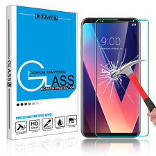 9H Tempered Glass Screen Protector Clear Film For LG V40/V30/V35 ThinQ/V20