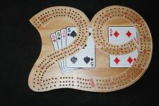 29 Large Cribbage Board
