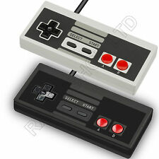 NEW WIRED CLASSIC CONTROLLER FOR NES SNES MINI CLASSIC EDITION 2016 1.8m CABLE