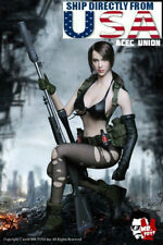 1/6 Metal Gear Solid Quiet Sexy Female Sniper Figure Premium Full Set A U.S.A.