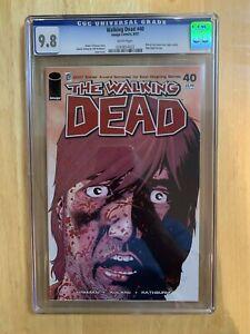 The Walking Dead #40 CGC 9.8