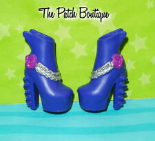 My Little Pony Equestria Girls Photo Finish & the Snapshots Violet Doll Shoes