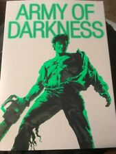 Army of Darkness (DVD Screwhead Edition) Glow in the Dark Slipcover NEW
