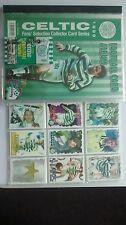 FUTERA CELTIC 1999 SEALED BINDER + COMPLETE LOOSE BASE CARD SET 1-99 MINT