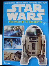 Polish Magazine STAR WARS No 8 - R2-D2 - on front cover  + Stickers!