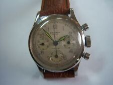 Rare Universal Geneve Compax  ref.22278 chronograph cal. 281 working 33mm.