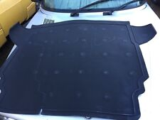 Genuine Saab rear rubber boot liner mat for Saab 9-3 03-12 Saloon - 32025722