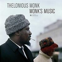Thelonious Monk - Monk's Music [New Vinyl] Gatefold LP Jacket, 180 Gram, Spain -
