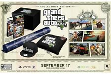 Grand Theft Auto 5 V - Collector's Edition [PlayStation 3 PS3, Action Shooter]