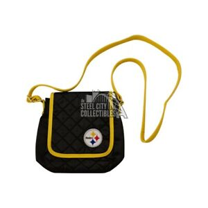Pittsburgh Steelers Quilted Purse