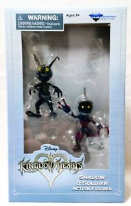 """Diamond Select Kingdom Hearts - Shadow and Soldier 6"""" Action Figure"""