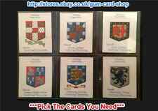 ☆ Wills - Arms of Oxford & Cambridge Colleges 1922 (G/F) *Please Select Card*