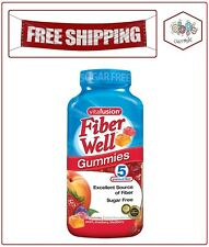 Vitafusion Fiber Well Gummy Vitamin Supplement 220 CT Gummies Sugar Free