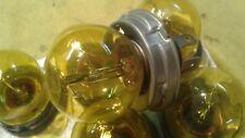 Peugeot 403 404 504  Pt45 yellow fog lamp 75/75 Watts