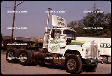 Original slide: Semi-truck Murphy Motor Freight 2281 MACK