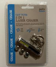 Cat Toys 5In 1 Laser Chaser