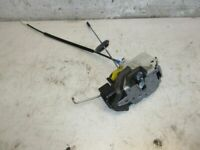 Door Lock Front Left Rhd Right - Hand Drive Opel Astra J 1.7 CDTI 13503781