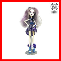 Monster High Catrine DeMew Gloom Bloom Doll Ghoul Mattel Retired NO STAND