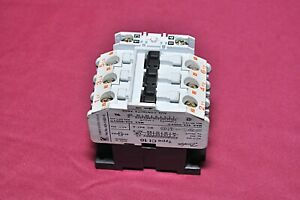 Danfoss ci16 contactor with auxiliary contact