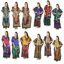 Long Tribal Casual Dresses for Women