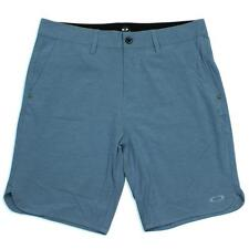 Oakley Crater Amphibian 2 Sky Blue 32 Mens Swim Surf Beach Boardies Board Shorts