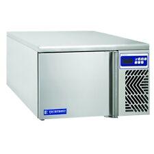 Techfrost Jof-23 Countertop 1.18cf Capacity (4) Cycles Blast Chiller/Freezer