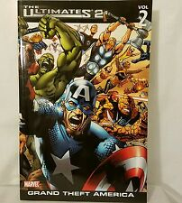 The ULTIMATES 2 Vol. 2 GRAND THEFT AMERICA Marvel Comics TPB Trade Paperback