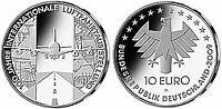 10 EURO - 100 Jahre Internationale Luftfahrtausstellung - 2009 PP [53283